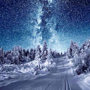 冬夜的星座 - Asterisms for Winter Nights