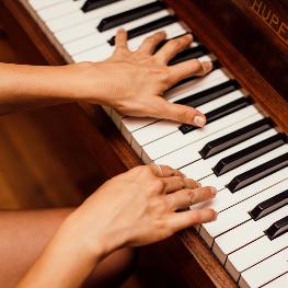 Tender Gentle Piano 60s Vers