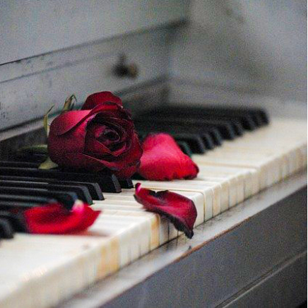 Romantic Piano with Strings