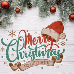 圣诞快乐 - Merry Christmas