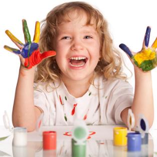 手工课 - CHILD'S PLAY