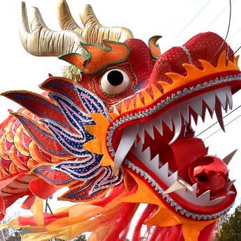 Happy Chinese New-Year BigDrum
