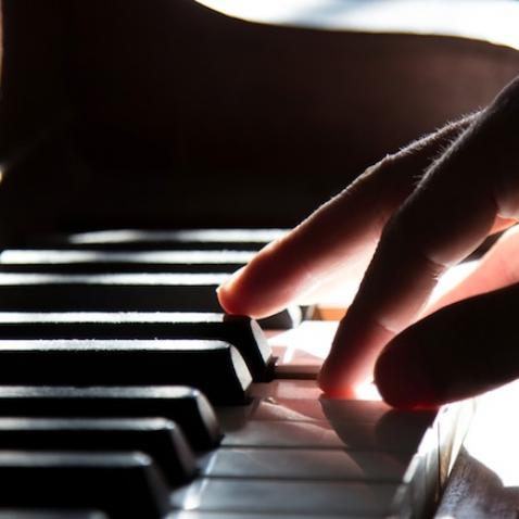 Inspiring Piano - 1:00