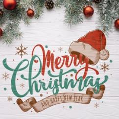 麋鹿的脚步 - Christmas is Comming