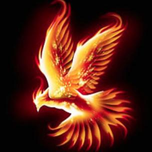 燃烧环境片头Fire Reveal logo